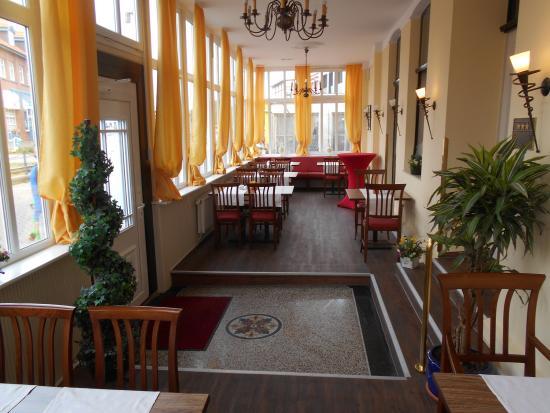 Hotel Weiße Düne, Hotels in Borkum