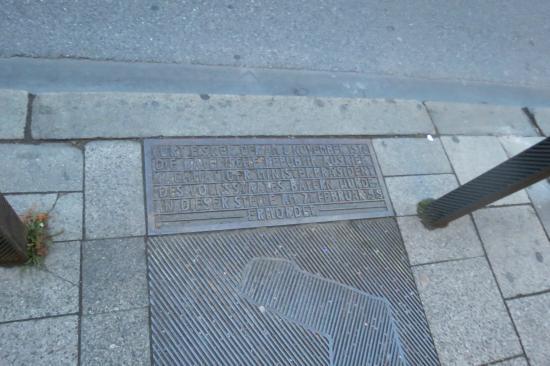 Kurt Eisner Monument