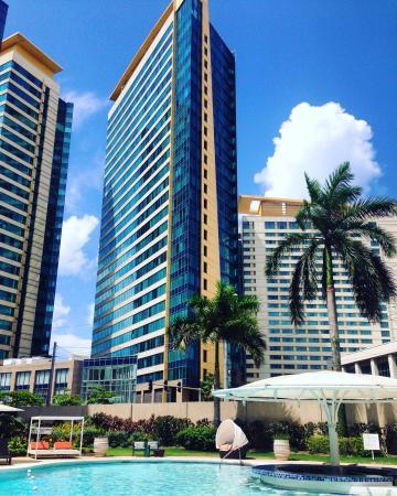 Radisson Hotel Trinidad: Pool area