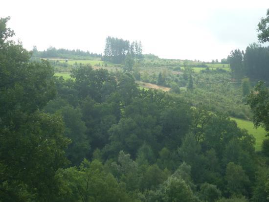 Fredeburg, ألمانيا: wandeling naar Schmallenberg