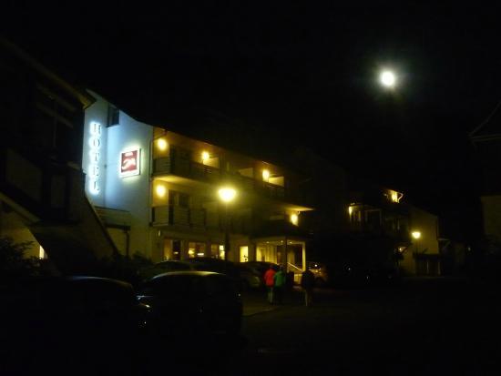 Fredeburg, ألمانيا: Hotel bij volle maan