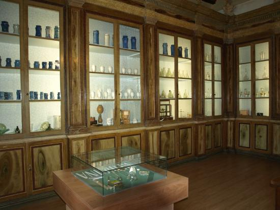 Museo Farmacia y Medicina de Palencia