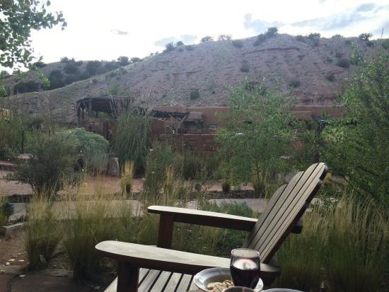 Balcony - Ojo Caliente Mineral Springs Resort and Spa Photo