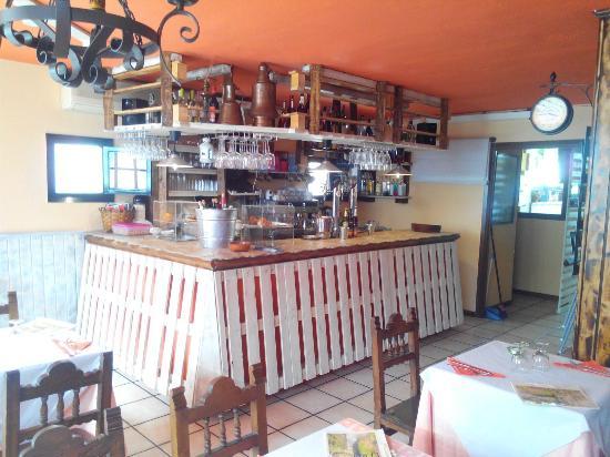 imagen bar restaurante el refugio en Potes