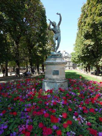 Paris, Prancis: Luxembourg Gardens