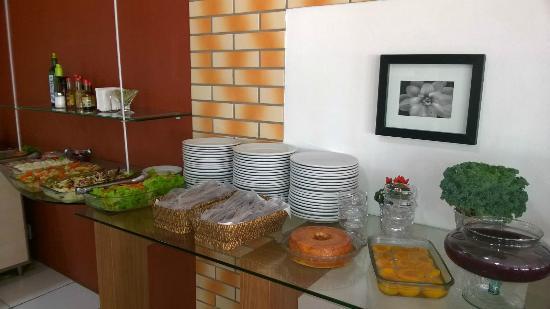 Tradicao Restaurante: Sobremesas gostosas