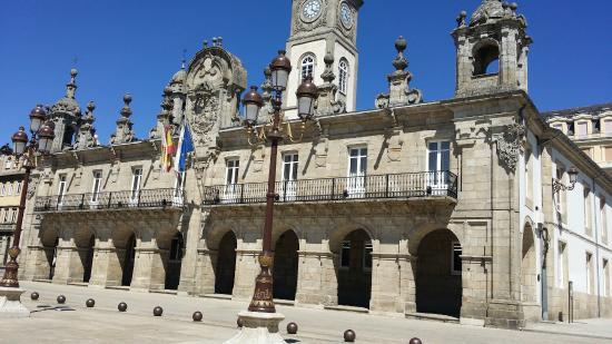 Casa Consistorial De Lugo