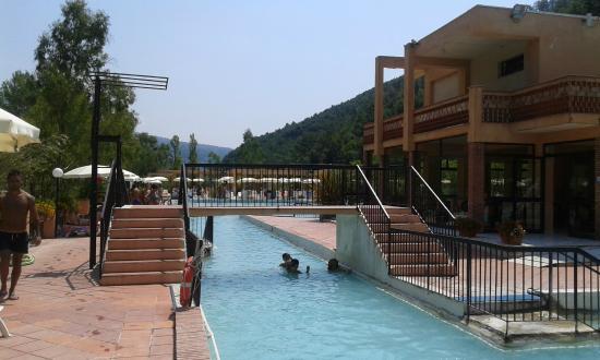 Piscine photo de terme di sant 39 egidio terme di suio - Suio terme piscine ...