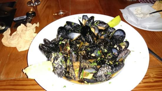 Supetarska Draga, Kroasia: Restaurant Antonius