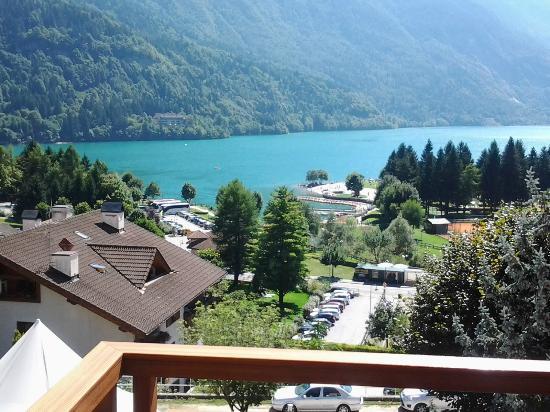 Hotel Negritella: vista lago