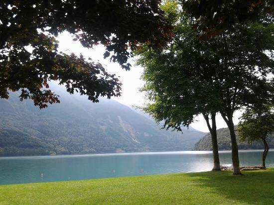 Hotel Negritella: lago