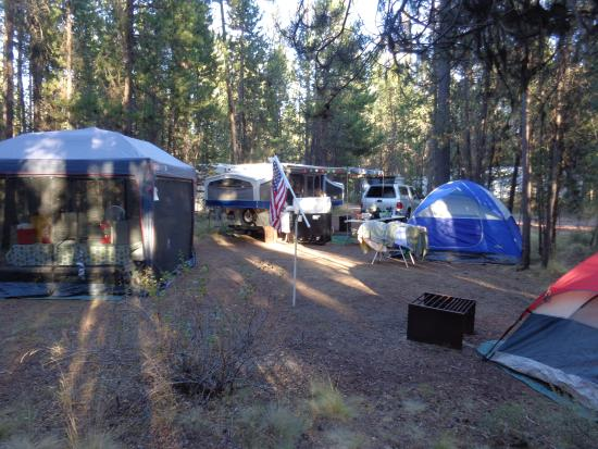 Bend-Sunriver RV Campground: Home Away From Home