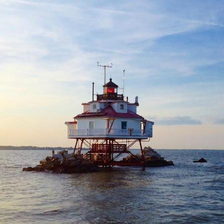 Annapolis, MD: Tomas Pt Light