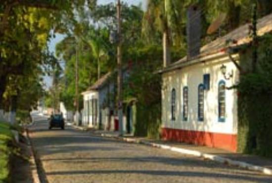 Casario Colonial  Beira Rio