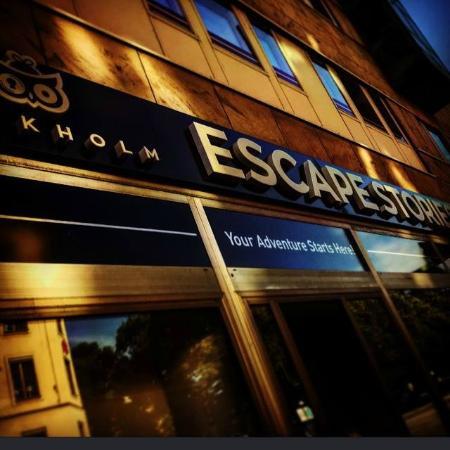 escape room vasagatan