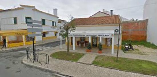 Salvaterra de Magos, Portugal : O Braseiro - street view