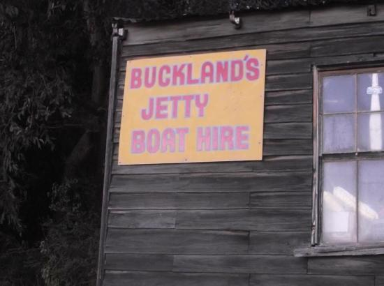 Bucklands Jetty Boat Hire