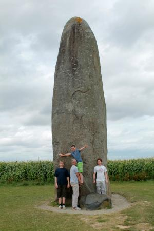 Dol-de-Bretagne, Francia: It really is tall!