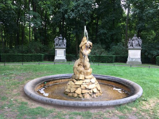 Tiergarten: Parco