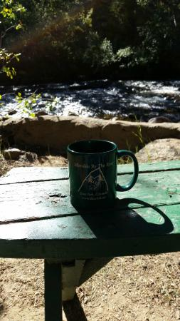 Idlewilde by the River: Morning coffee