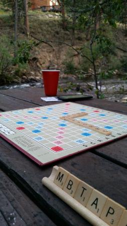 Idlewilde by the River : They have board games in the office!