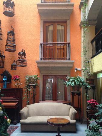 Santiago De Compostela: Detalhe do hall de espera