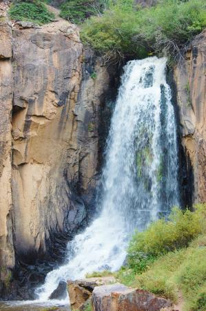 Another falls, South Creek Falls, is just down the road