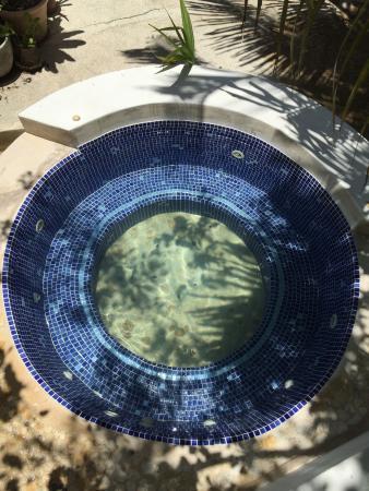 Mi Casa en Cozumel: Jacuzzi on main terrace