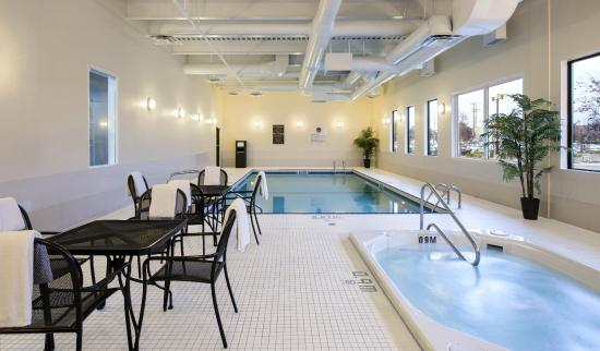 Best Western Plus Winnipeg Airport Hotel Indoor Heated Pool