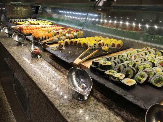 Pleasant Sushi Picture Of Bacchanal Buffet Las Vegas Tripadvisor Download Free Architecture Designs Ogrambritishbridgeorg