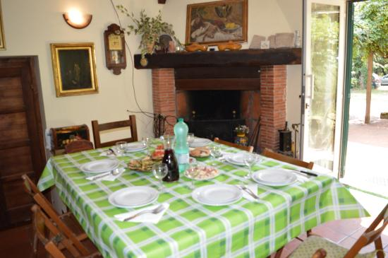 Monticelli Bed and Breakfast Country House