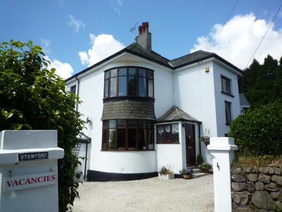 Stowford Guest House : Attractive 1930s guest house
