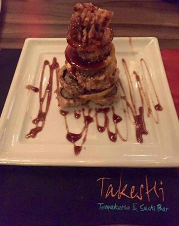 Takeshi - Temakaria E Sushi Bar