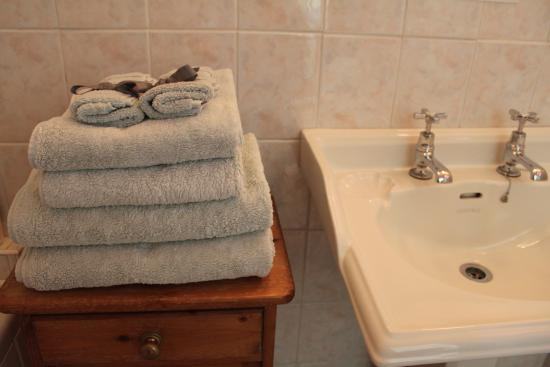 Stowford Guest House: The bathroom