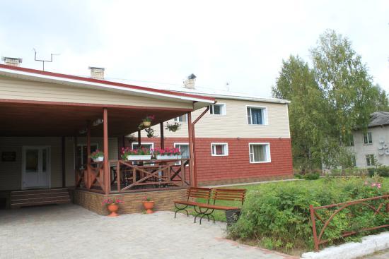 Lodeynopolsky District, Russia: Инема