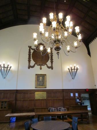 Osgoode Hall Restaurant: William Osgoode's Portrait