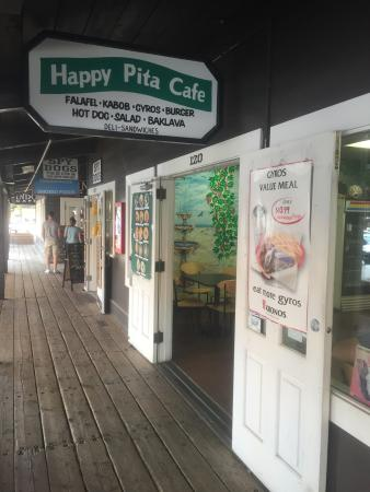 Happy Pita Cafe