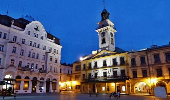 Cieszyn Old Town