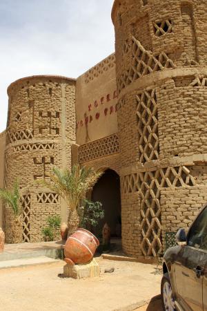 Hotel Nomad Palace: Excelente experiencia