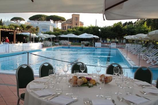 Hotel San Michele: Piscina