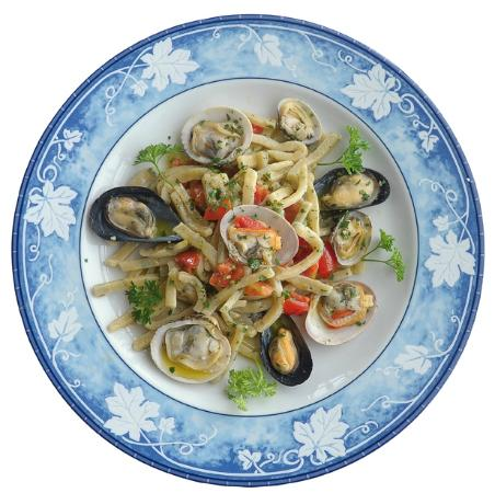 Hotel San Michele: Scialatielli ai frutti di mare