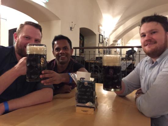 Size Matters Beer Tour Munich: photo6.jpg
