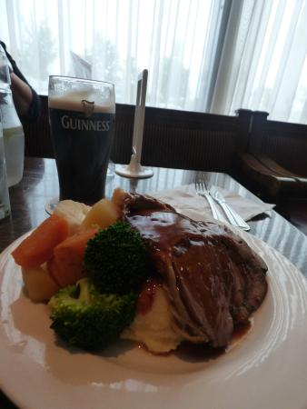 Kettles Country House Hotel: Roast Beef Perfection