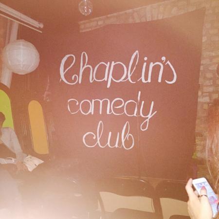 Chaplins Comedy Club : Pretty awesome comedy.