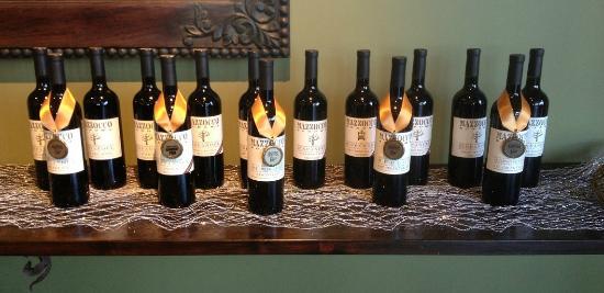 Mazzocco Sonoma : Mazzocco Award Winning Wines