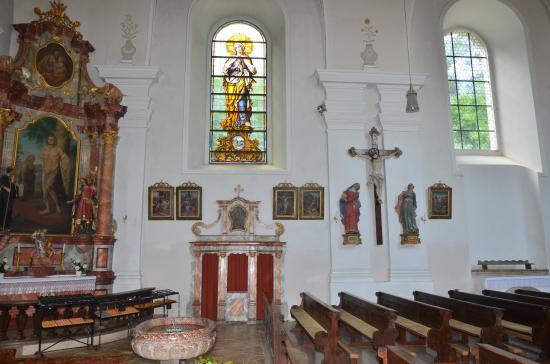 Roding, Germany: Wallfahrtskirche Heilbrünnl