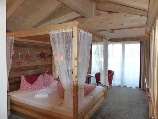 Hotel Woscherhof: La Herzerl Suite