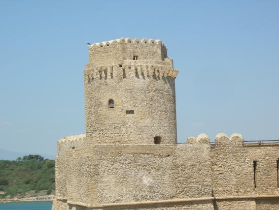 Castello Aragonese di Le Castella: la torre