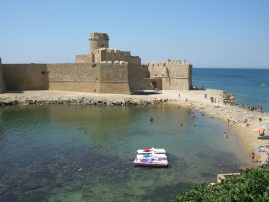 Castello Aragonese di Le Castella: le castelle
