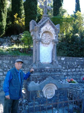 "Risan, Montenegro: Bozidar the ""Angel"" we found"